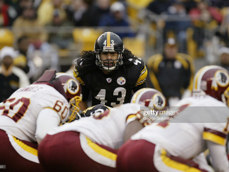 Troy Polamalu reflects on the greatness of Sean Taylor