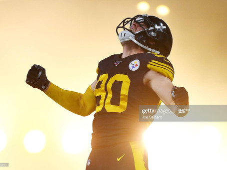 T.J. Watt named AFC Defensive Player of the Week for his performance against the Broncos