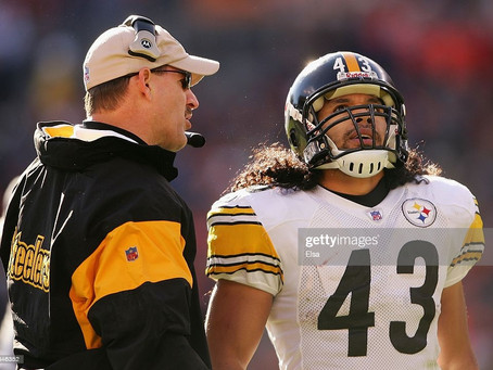 Troy Polamalu says Bill Cowher taught them the embodiment of the 'Yinzer spirit'