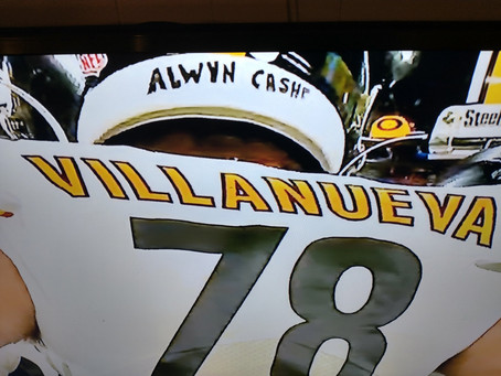 Antwon Rose Jr.'s mother is not happy with Alejandro Villanueva for name change on helmet