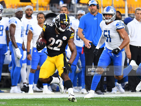 Winners and Losers from the Steelers' 26-20 win over the Lions