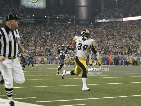 Alan Faneca recalls Willie Parker's 75-yard touchdown run in Super Bowl XL