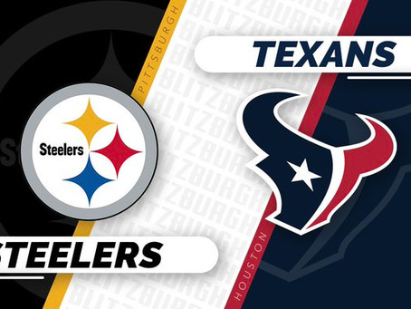 Steelers-Texans Winners and Losers