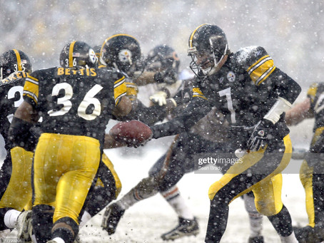 Jerome Bettis thinks Ben Roethlisberger can play for two more years if they improve the run game
