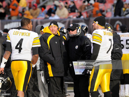 Bruce Arians contrasts preparation of Tom Brady and Peyton Manning with Ben Roethlisberger