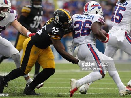 Steelers-Raiders injury report