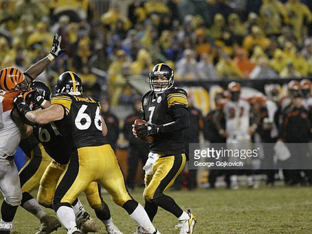 Faneca reflects on when he called Roethlisberger 'a little, young kid who's just out of college'