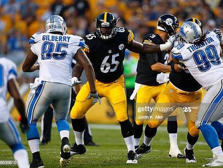 Jerald Hawkins returns to the Steelers
