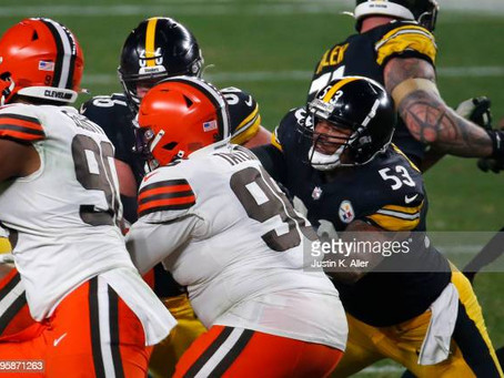 Maurkice Pouncey has reportedly told teammates that he's retiring after 11 seasons