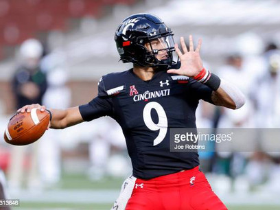 Todd McShay has the Steelers selecting Cincinnati QB Desmond Ridder in his 2022 mock draft