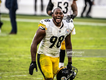 Steelers re-sign Vince Williams