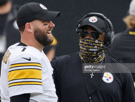 Caesars Sportsbook by William Hill has the Steelers win total for 2021 at 9