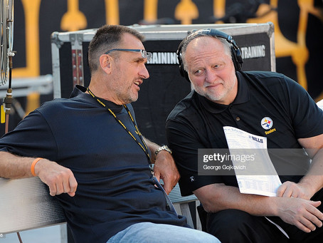 Craig Wolfley replaces Tunch Ilkin as color analyst; Max Starks joins Steelers radio team