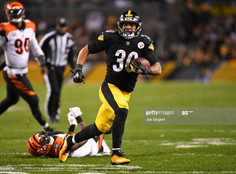 Steelers-Bengals Week 10 game gets flexed to 4:25 p.m. start