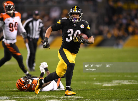 Steelers-Bengals Week 10 game gets flexed to 4:25 p.m. start
