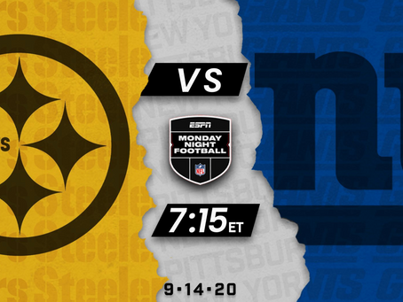 Three keys for the Steelers-Giants game