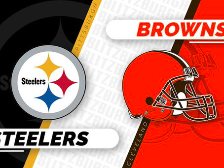 Browns must go through Steelers for Playoff Berth