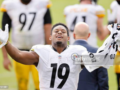 ESPN has the Jets as the best fit for JuJu Smith-Schuster