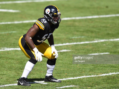 Gerry Dulac reports that Devin Bush is expected to be cleared fully for training camp