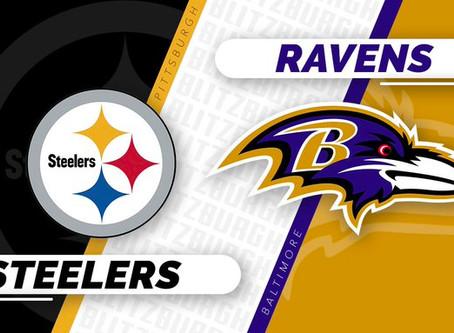 Steelers-Ravens injury report