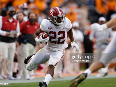 Najee Harris says the Steelers lined him out wide in the slot and at the X receiver position
