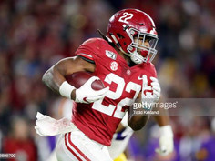 Najee Harris is reportedly fully vaccinated now