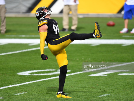 T.J. Watt: 'You are never at your ceiling. I am just trying to get better each and every year'