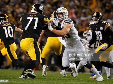 Chargers to sign Matt Feiler to a 3-year, $21 million deal