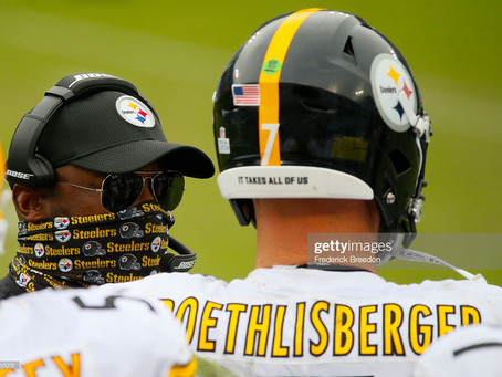 La Canfora has Steelers missing the playoffs in 2021. Says Roethlisberger is 'hanging by a thread'