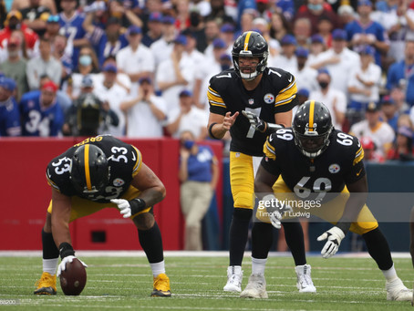 Steelers' run game has been abysmal, but patience is required with this young O-line