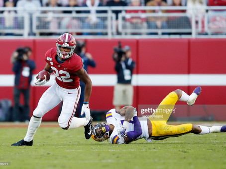 Ed Bouchette predicts that Najee Harris will be the Steelers' MVP in 2021