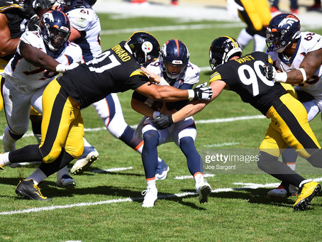 Steelers pass rushers are left off PFF's best pass-rushing duo list