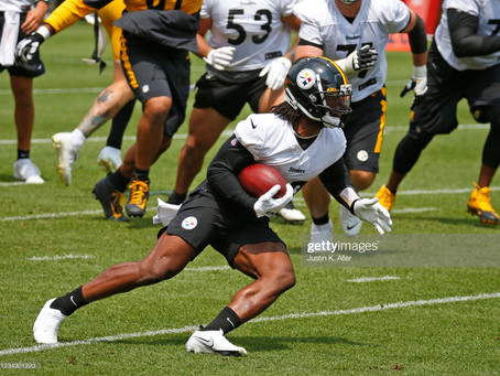 Mike Tomlin says Najee Harris will play in the Hall of Fame Game; Mason Rudolph will start at QB