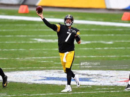 Colbert says he didn't see Roethlisberger's 'arm deteriorate' as the season went on last year