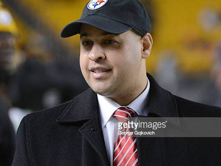 Texans interview Steelers' executive Omar Khan for open GM position