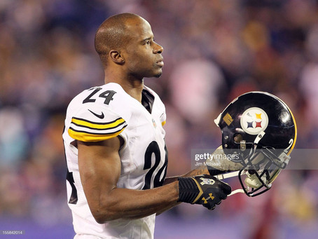 Ike Taylor said he wants to get in the ring with Brandon Marshall