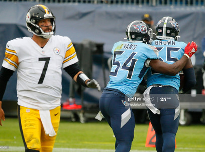 Peter King said Ben Roethlisberger was 'ticked off' after the win over the Titans