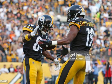 Despite being blocked by Antonio Brown, JuJu Smith-Schuster wishes 'nothing but the best for him'