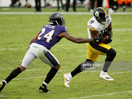 JuJu Smith-Schuster says Steelers fans would've 'destroyed' him if he signed with the Ravens