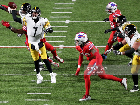 Steelers will play on the road in Week 1 for the seventh consecutive year