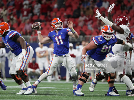 Booger McFarland thinks Florida QB Kyle Trask would be a fit for the Steelers in the second round