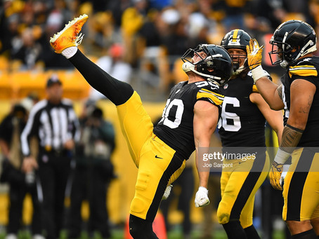 Ben Roethlisberger says the Steelers should give T.J. Watt 'whatever the heck he wants'