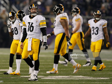 Charlie Batch says there's 'no way' the Steelers can afford to be .500 or below by Week 11