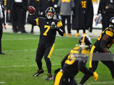 Rooney on Roethlisberger: 'His arm, I would say, is as strong or almost as strong as ever'