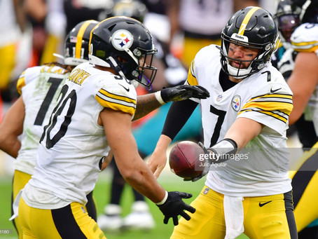 Kevin Colbert says Ben Roethlisberger is 'capable' of playing under center