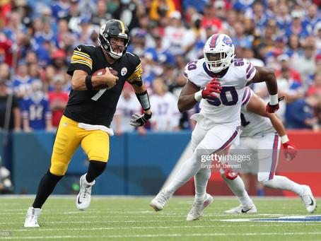Steelers 2nd Half Resurgence Translates to a Victory Over Buffalo in Season Opener