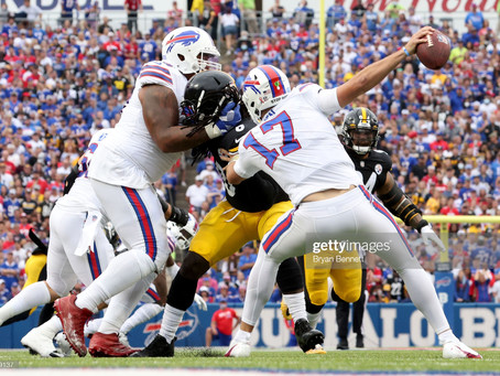 """Steelers Pass Rush Blitzing """"Less"""" Could Mean More"""