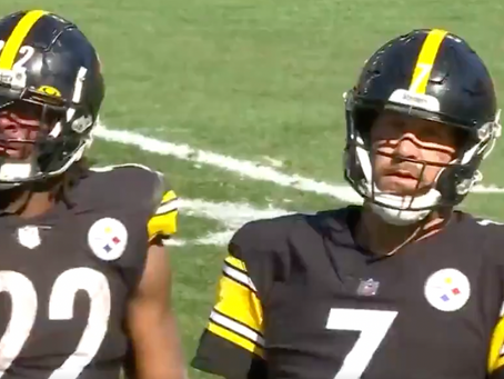 Tomlin lived in his fears on fourth-and-1; Roethlisberger was clearly frustrated by the decision