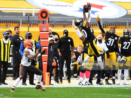 Joe Haden says Cam Sutton is Swiss Army knife: 'He can do a little bit of everything'