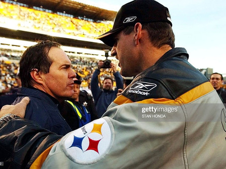 Cowher says he has a 'very good' relationship with Belichick; puts Spygate under the bridge